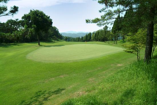 ゴルフグリーン