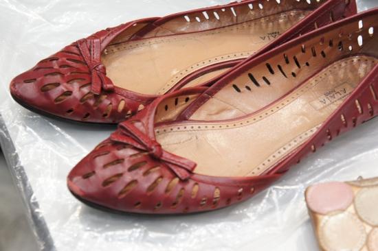 買取商品(レディース靴)