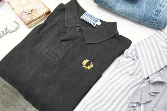 買取商品(ポロシャツ)