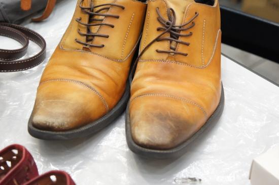 買取商品(メンズ革靴1)