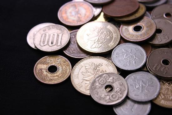 お金・硬貨