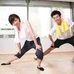 効果的なストレッチで筋肉を柔軟に!でもムリすると身体を痛めます