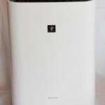 シャープ空気清浄機『KC-D50』購入!プラズマクラスターで室内の空気の汚れを浄化!