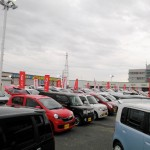 軽自動車が売れている!国内新車販売台数が4割を突破した!